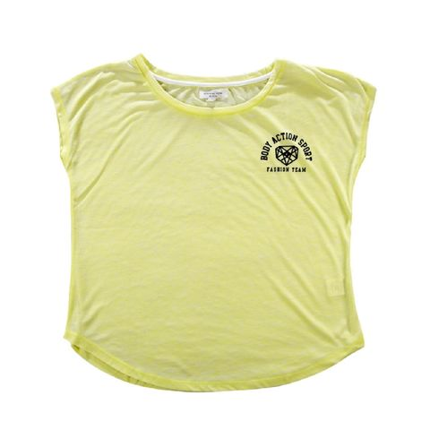 Body Action Body Action Women Loose Fit SleeveLess Top