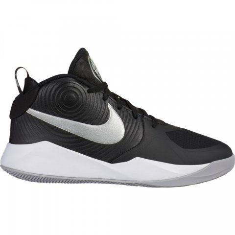 Nike Nike Team Hustle D 9 GS BLACK
