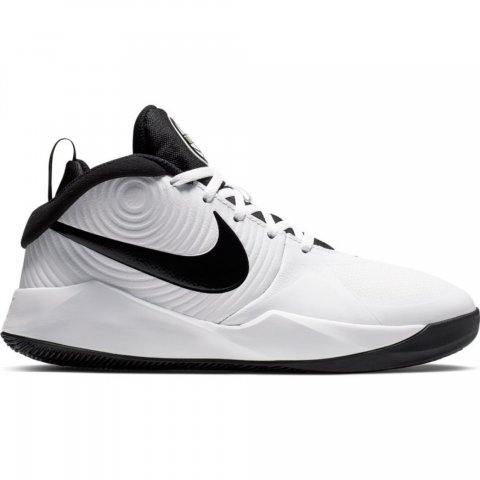 Nike Nike Team Hustle D 9 GS WHITE