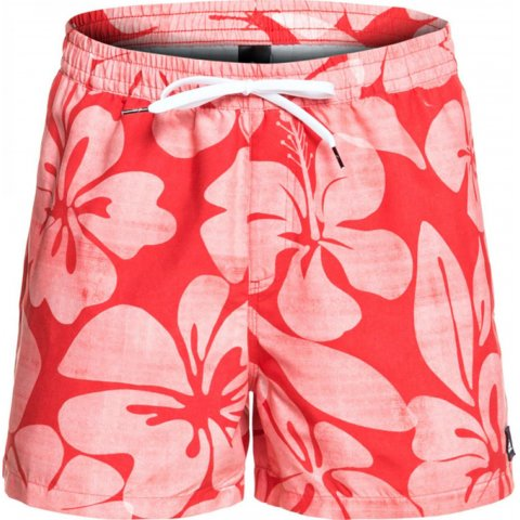 Quiksilver Quiksilver Hau Volley 15 - White/Red