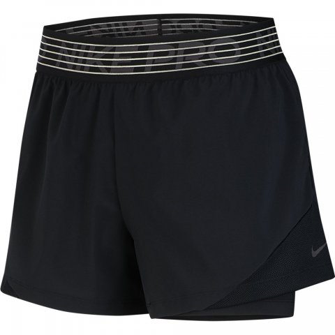 Nike Nike Pro Flex Women's 2-in-1 Woven Shorts