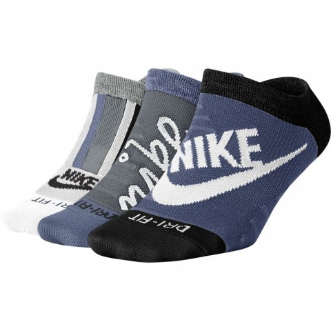 Nike Nike Everyday Max LightweightTraining No-Show Socks (3 Pairs)