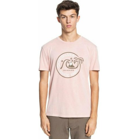 Quiksilver Quiksilver Into The Wide SS ΜΠΛΟΥΖΑ -Misty Rose