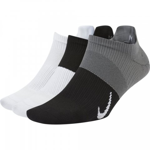 Nike Nike Everyday Plus Lightweight Women's Training No-Show Socks (3 Pairs)