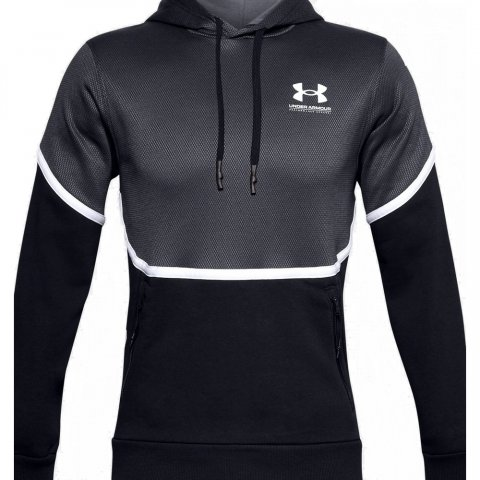 Under Armour Men's UA Rival Fleece AMP Hoodie