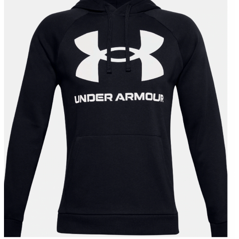 Under Armour Men's UA Rival Fleece Big Logo Hoodie