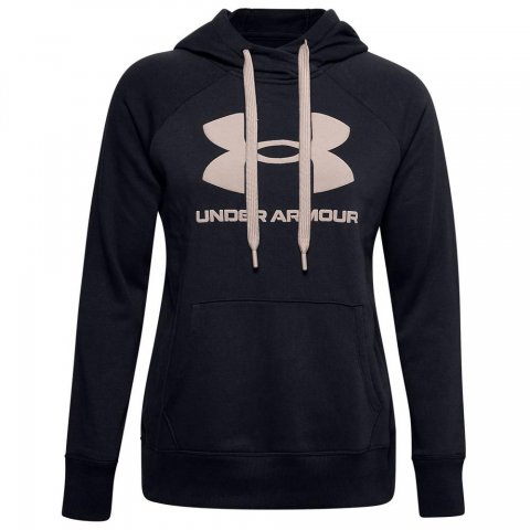 Under Armour Women's UA Rival Fleece Logo Hoodie